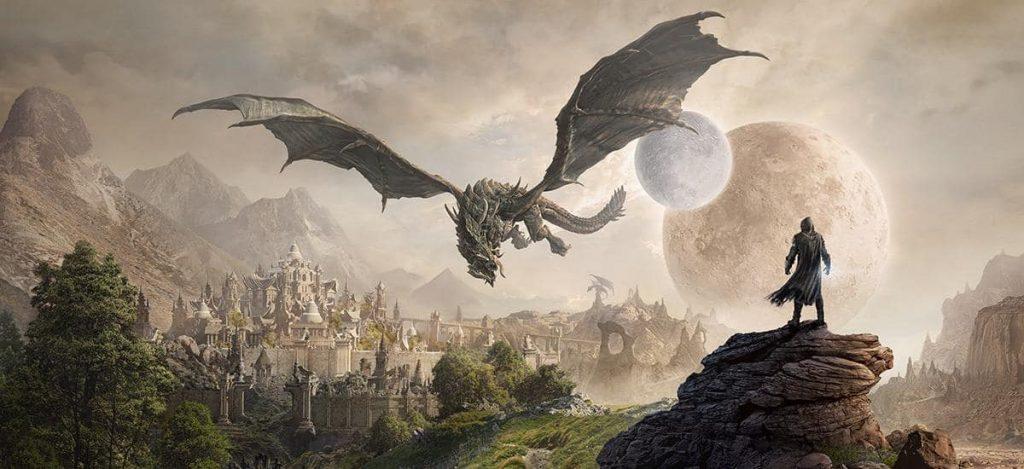 ESO-Elsweyr-Dragon