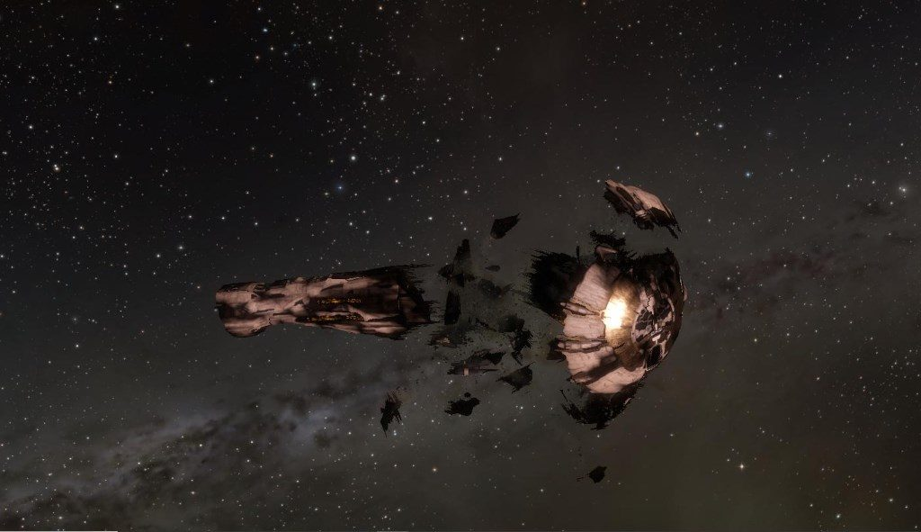 EVE Online Titan Steve Screenshot