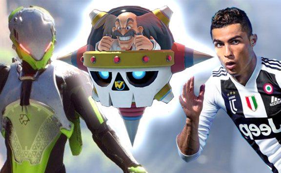 Erfolgreichste Spiele FIFA Anthem Smash Bros Mashup Titel