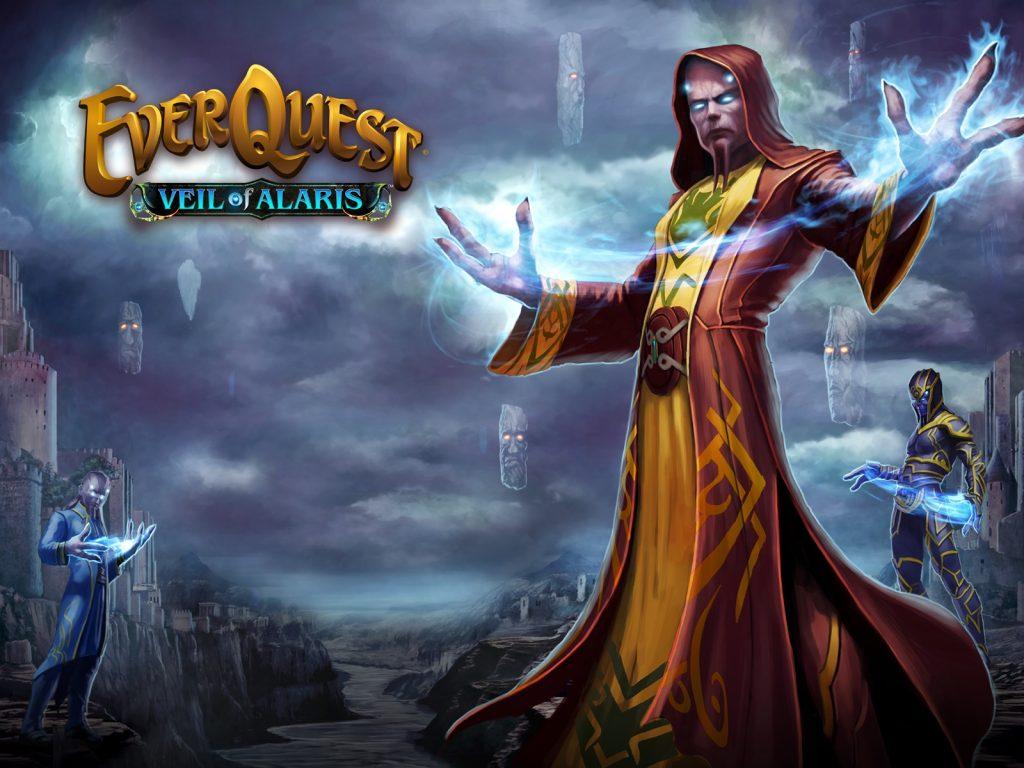 Veil of Alaris ist die 18te Erweiterung von EverQuest, dem heute noch erfolgreichen MMORPG.