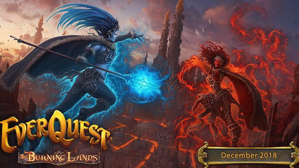 """Die aktuelle Erweiterung von Everquest """"The Burning Lands"""""""