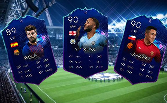 FIFA Titel Karten