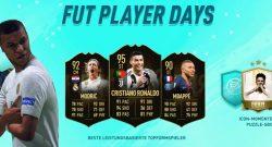 FUT-Player-Days