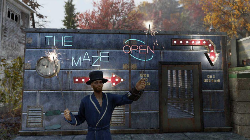 Einladung zur eigenen Verdammnis in Fallout