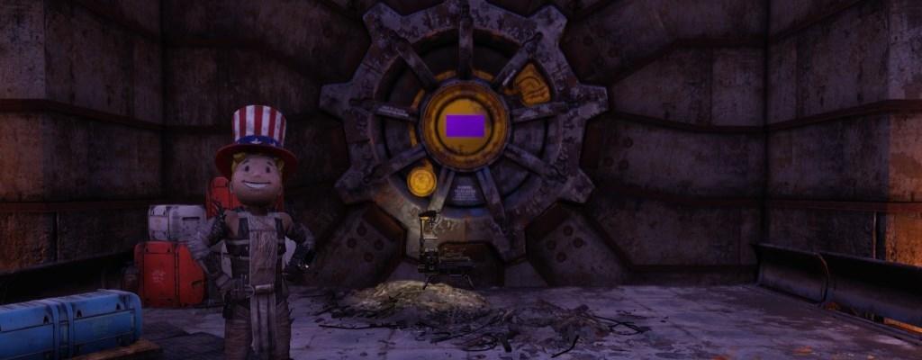 Spieler wundern sich über mysteriösen Vault, der plötzlich in Fallout 76 aufgetaucht ist