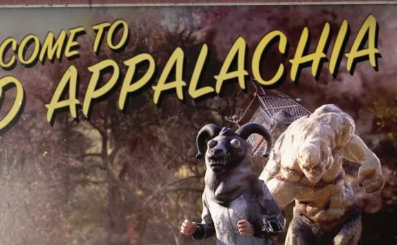 Fallout 76 welcome to wild appalachia titel