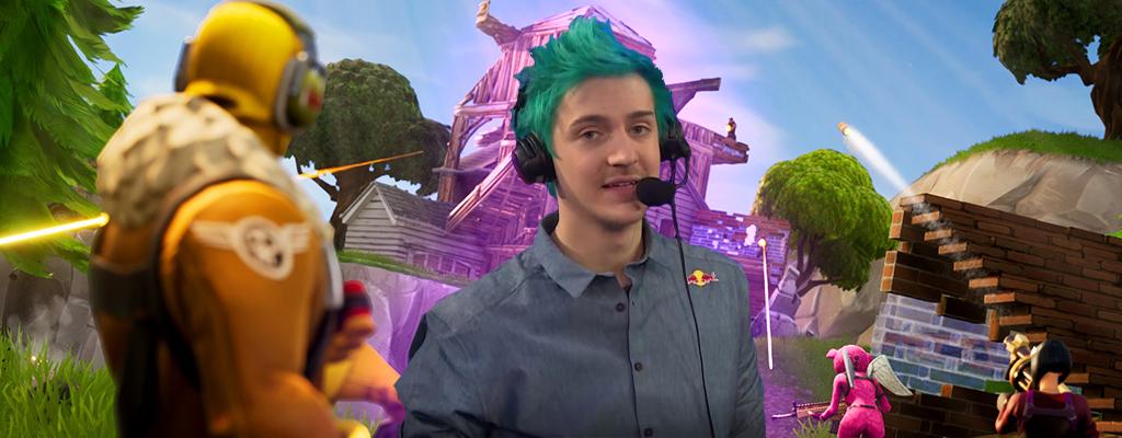 Darum warnt Twitch-Star Ninja jetzt: Fortnite folgt dem Weg