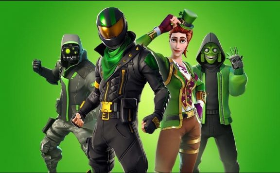 Fortnite-Patricks-Day
