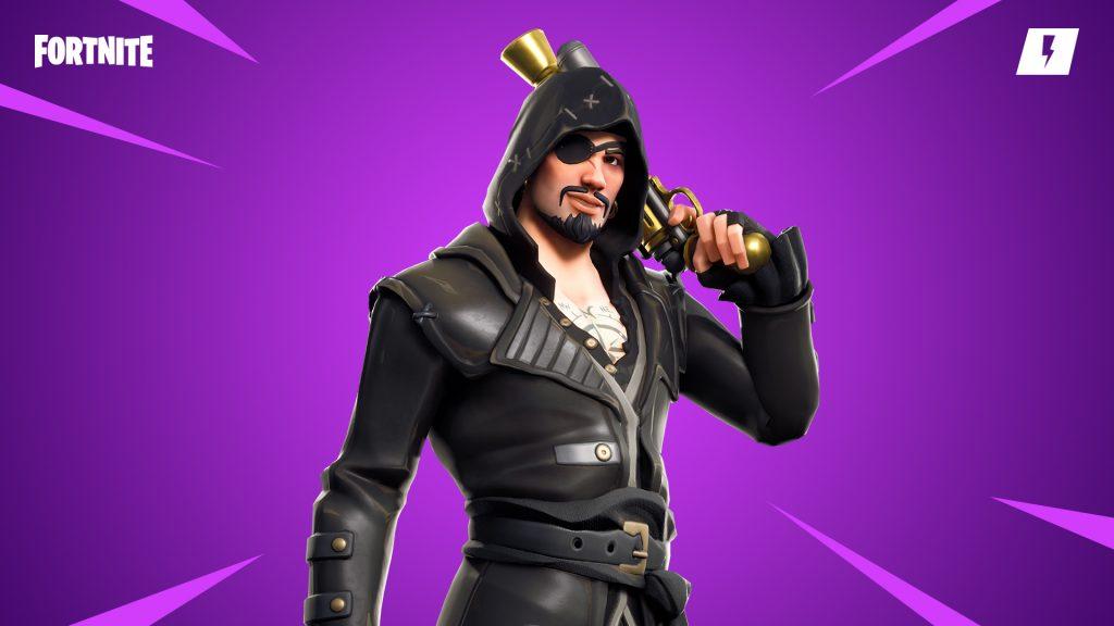 Fortnite-Pirat