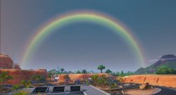 Fortnite-Regenbogen