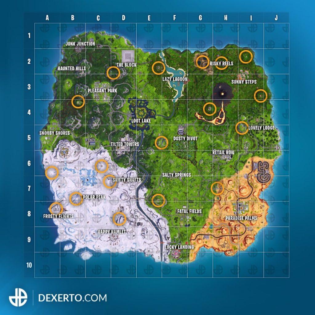 Fortnite-Season-8-Baller-locations