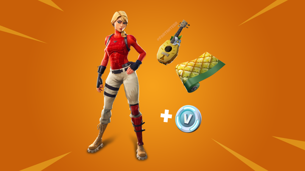 Starter Pack Fortnite