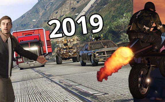 GTA 5 Online 2019 Titel