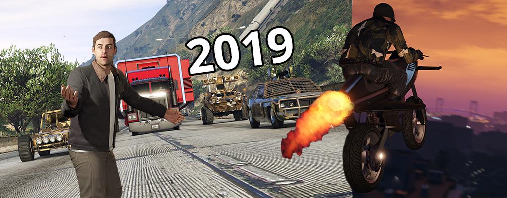 Darum steht GTA 5 2019 wieder an der Spitze von Twitch – 6 Jahre nach Release