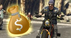GTA 5 Online Biker Geld Titel