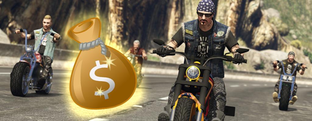 GTA Online startet Biker-Woche – Gibt jetzt richtig Geld für Eure Drogen