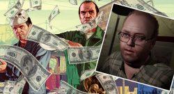 GTA 5 Online Lester Geld Titel