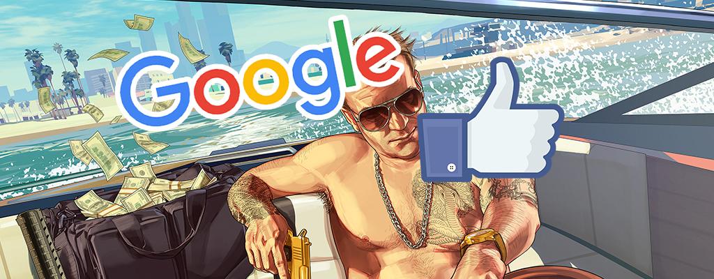 Typ holt sich 122 Millionen Dollar von Google und FB, indem er dreist Rechnungen stellt
