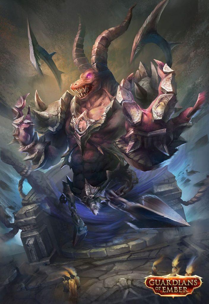 Guardians of Ember Bestie