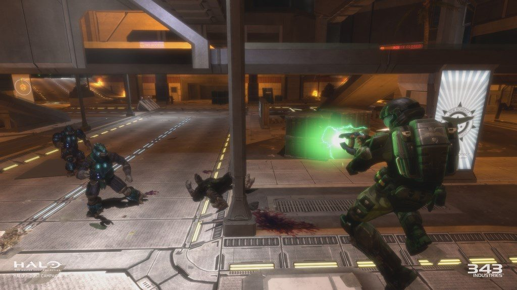 Halo Master Chief Collection PC Screenshot