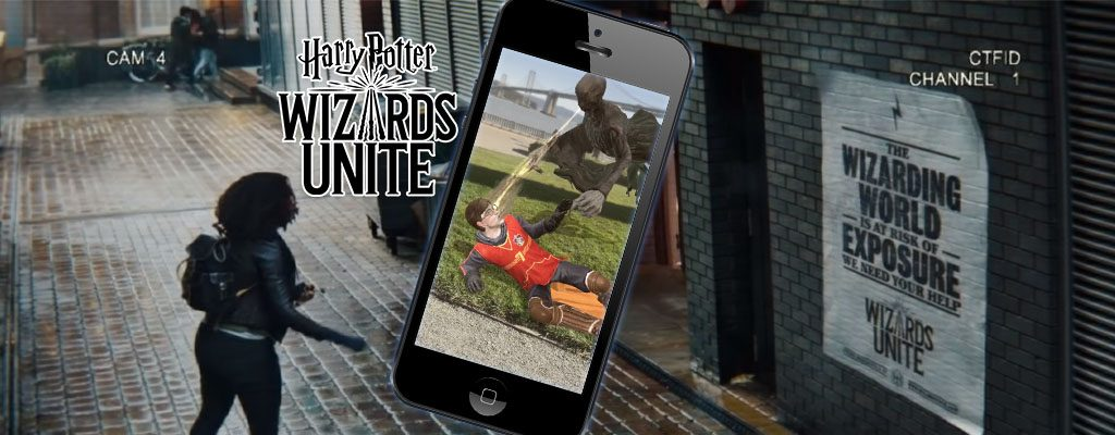 Harry Potter Wizards Unite Titelbild