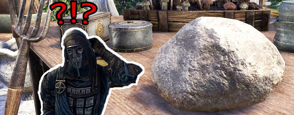 The Elder Scrolls Online: Wie ich lernte, den Stein zu lieben