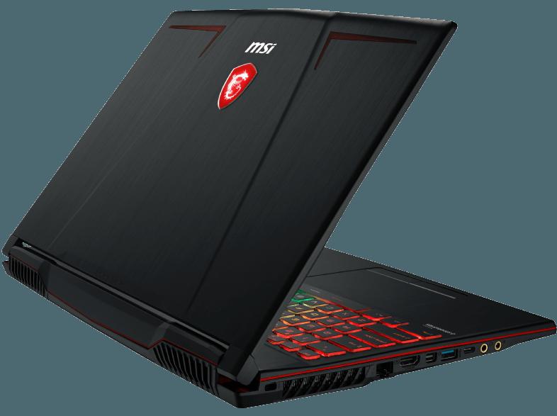 MSI GP63 8RE-223DE Gaming-Notebook
