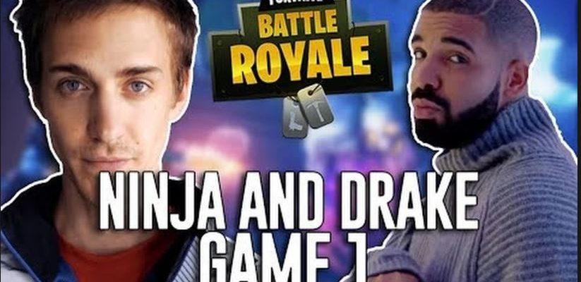 Vor einem Jahr brachten Ninja und Drake Fortnite in den Mainstream