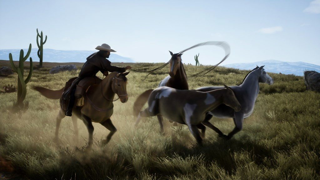Outlaws of the Wild West MMO