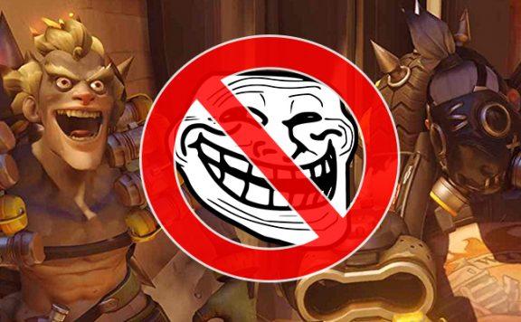 Overwatch keine Trolle Titel Troll Junkrat