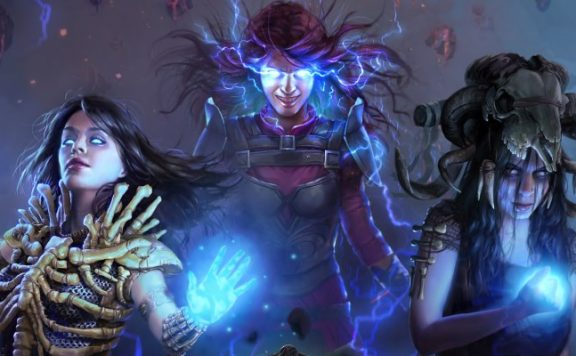 Path of Exile Artwork neu