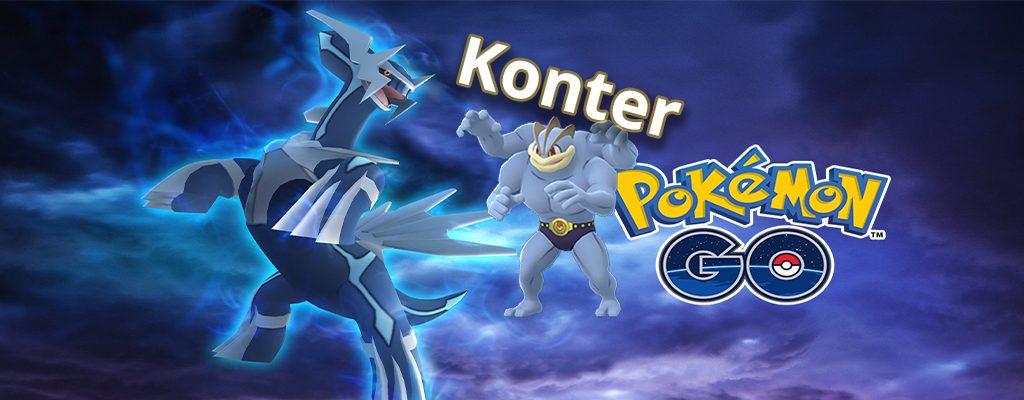 Pokémon GO Dialga Konter Titel