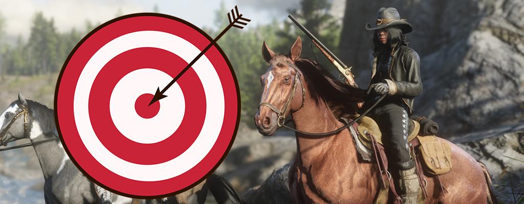 Red Dead Online: Spieler tötet gleich 2 Griefer mit einer einzigen Kugel
