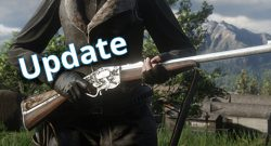 Red Dead Redemption 2 Waffe Update Titel