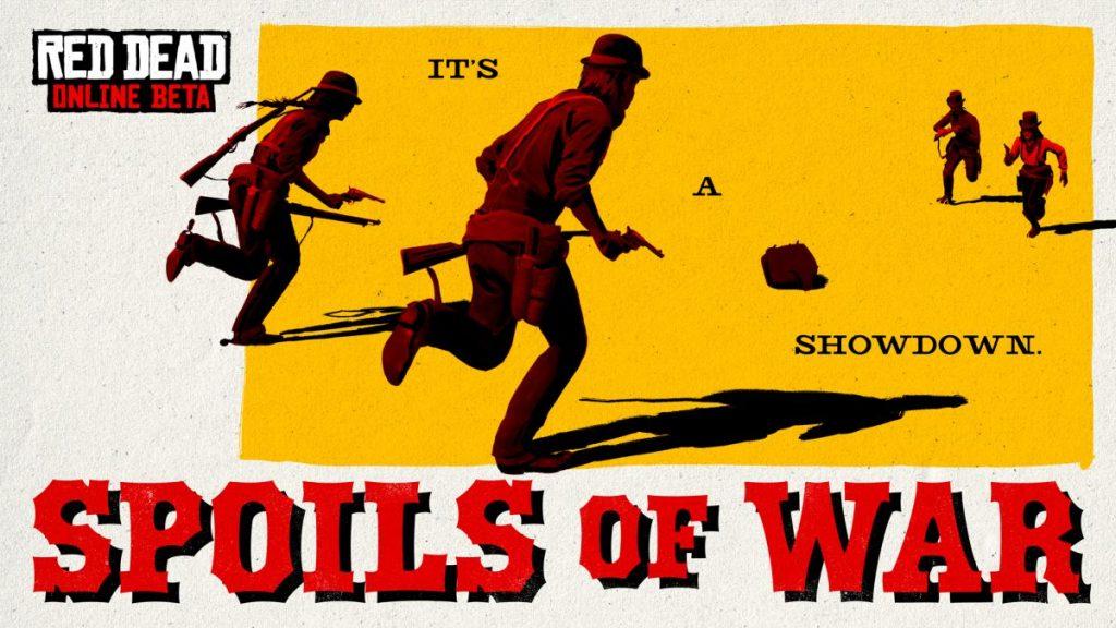 Spoils of War Red Dead Online