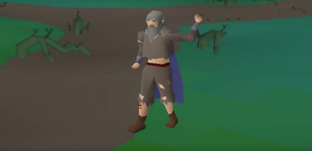 Runescape Swampletics Charakter