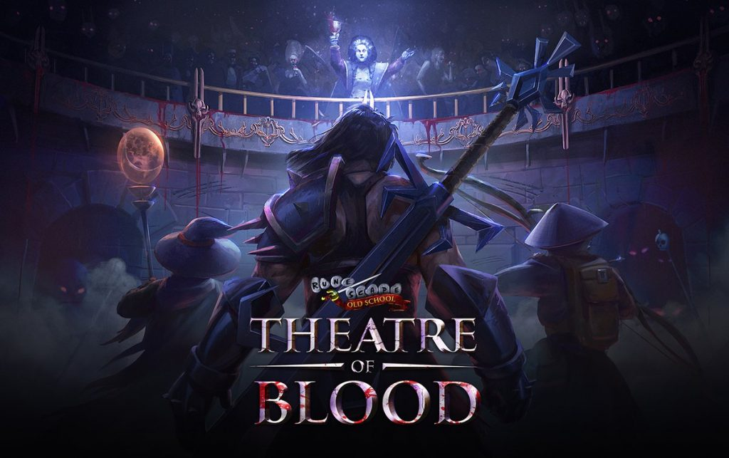 Runescape Theatre of Blood Cover