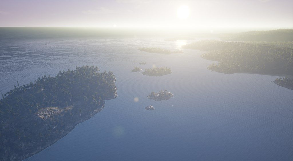 SCUM Inseln Screenshot