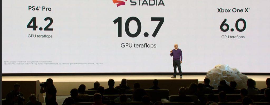 Google zeigt Stadia – Ihre Konkurrenz zu PS4 Pro, Xbox One X, PC