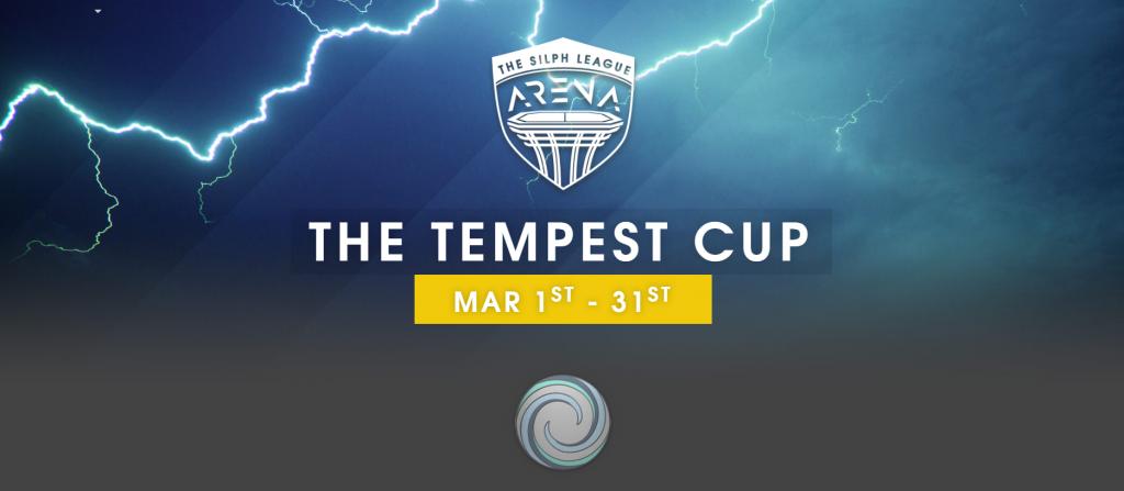 Tempest Cup Pokemon GO