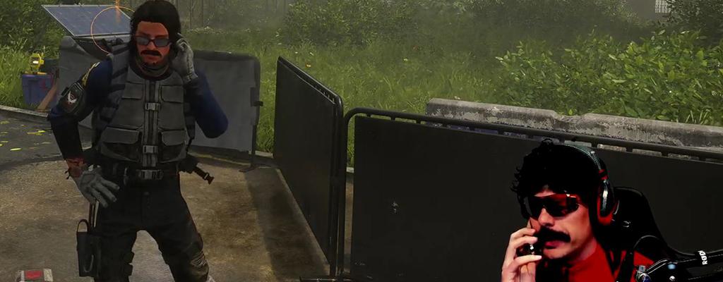 DrDisRespect ruft Agenten in The Division 2 an, verspricht Lamborghini