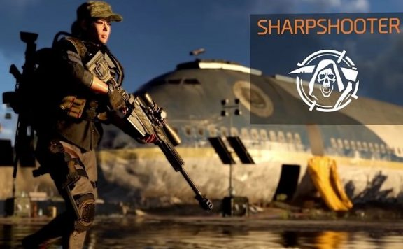 The Division 2 Sharpshooter