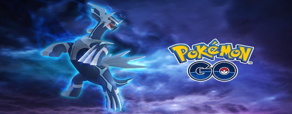 Pokémon GO: So kann man Dialga sogar nur zu zweit besiegen