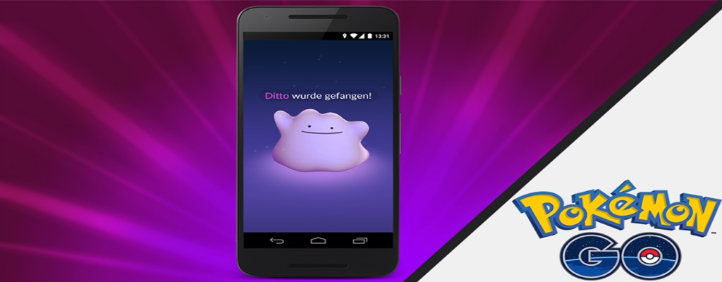 Pokémon GO: Ditto versteckt sich in 2 neuen Pokémon