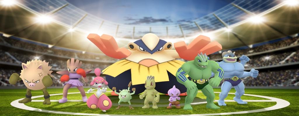Alles, was Ihr zum neuen Kampf-Event in Pokémon GO wissen müsst
