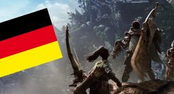 Titelbild Monster Hunter World Deutschland