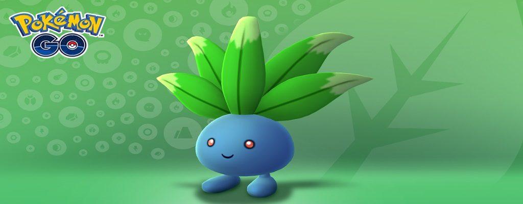 Pflanzen Event Pokemon GO Myrapla