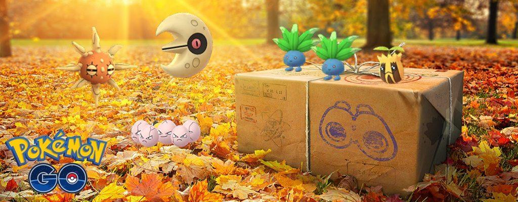 Pflanzen Event Pokemon GO