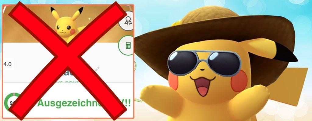 Pokémon GO: Deshalb kriegt ihr in den letzten Tagen weniger Glückspokémon