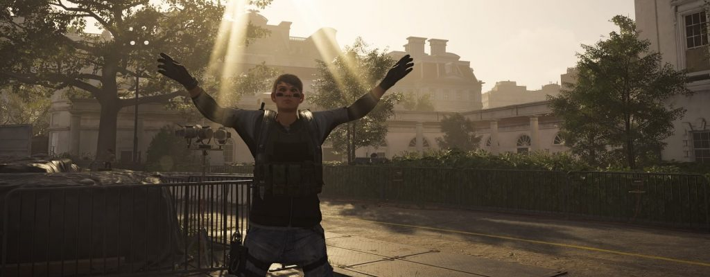 The Division 2: Server down heute - Update 1 03, Mike-01, Server-Status